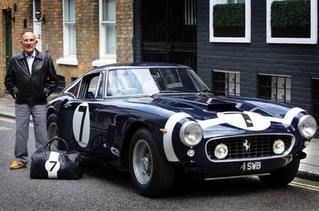 Venta millonaria del Ferrari 250 GT SWB de 1960 de Sir Stirling Moss