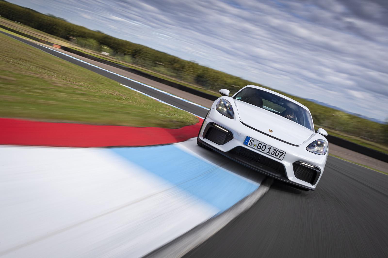 Foto de Porsche 718 Cayman GT4 (Presentación) (58/73)