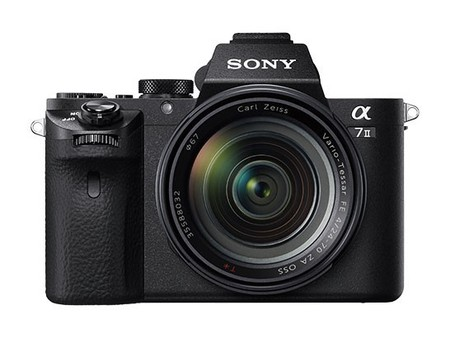 Sony Alpha 7 II, llega la nueva integrante de la línea A7