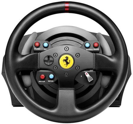 T300 Ferrari GTE, el nuevo volante para PlayStation y PC