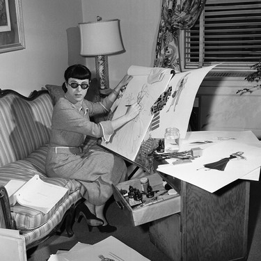 Edith Head: la diseñadora del Hollywood dorado que hay que conocer