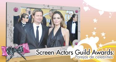 Screen Actors Guild Awards: Entre parejas anda el juego