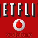 Vodafone lanza una promoción con 6 meses gratis de Netflix para sus clientes