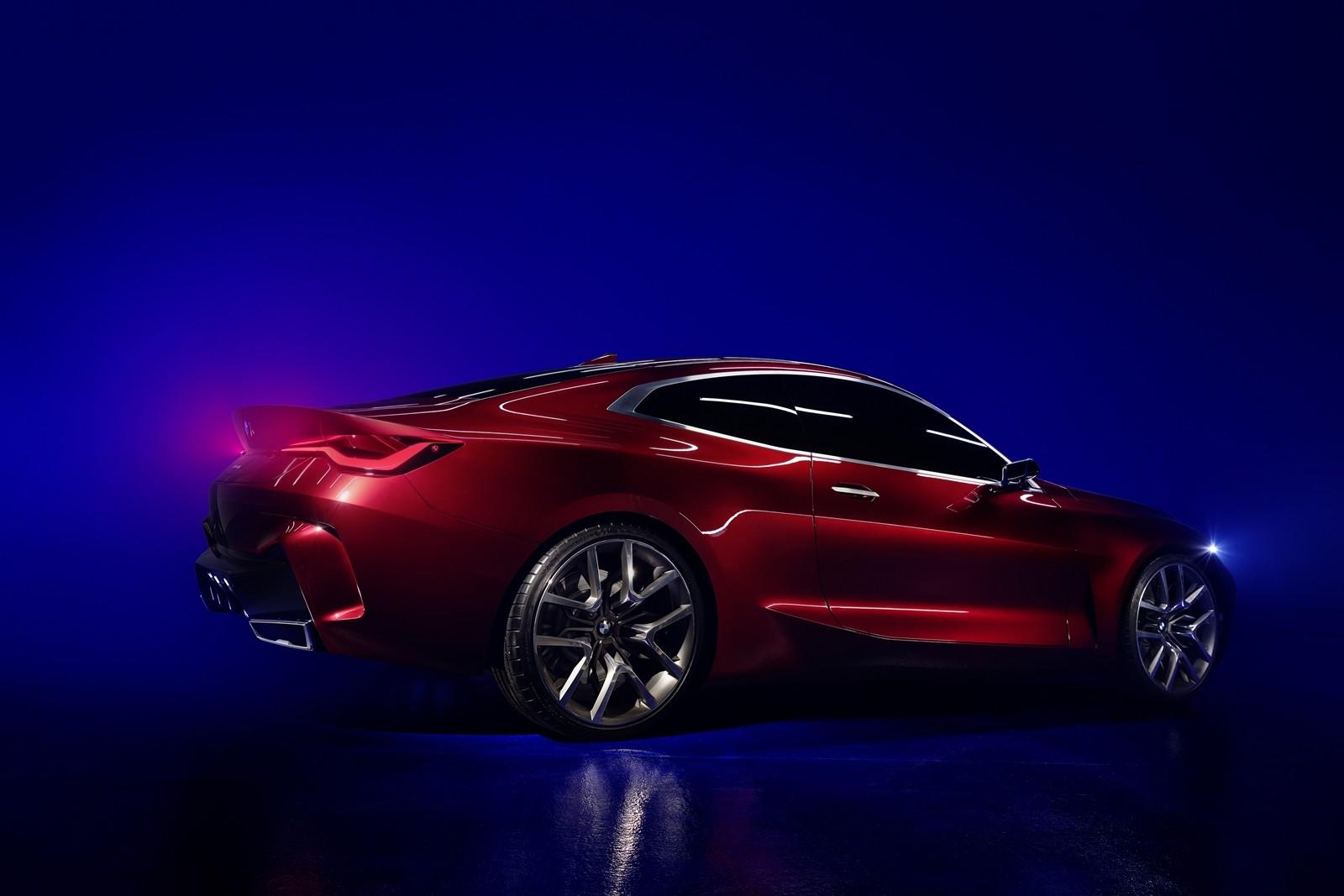 Foto de BMW Concept 4 (17/27)