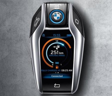 Una nueva era en llaves inteligentes, de la mano de BMW