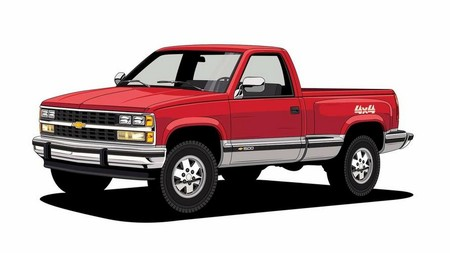 Chevrolet Trucks 100th Anniversary 7