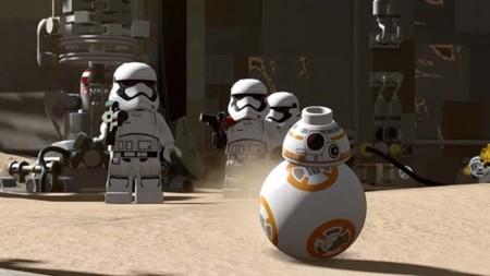 Los primeros minutos de LEGO Star Wars en su nuevo video