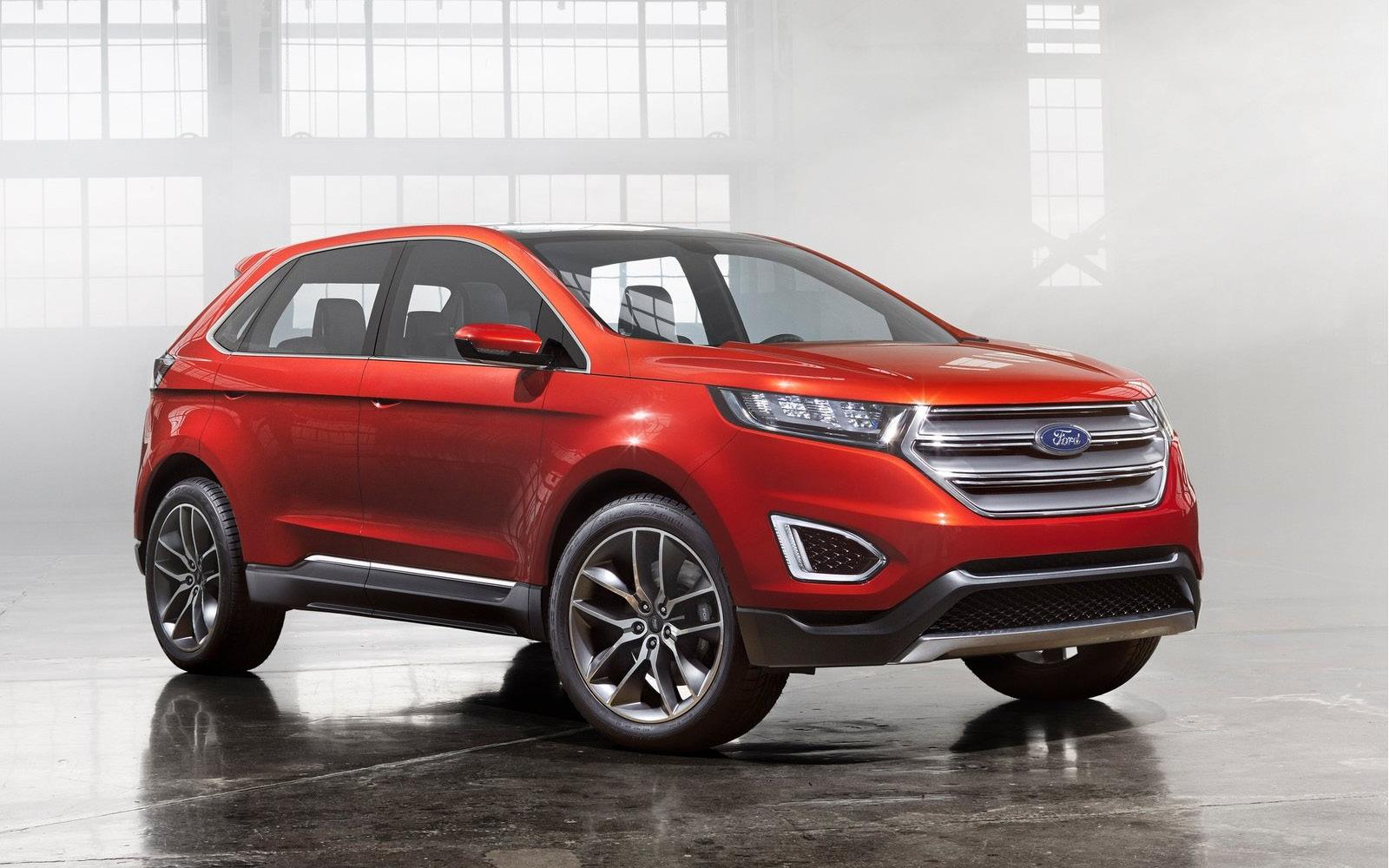 Foto de Ford Edge Concept (1/14)