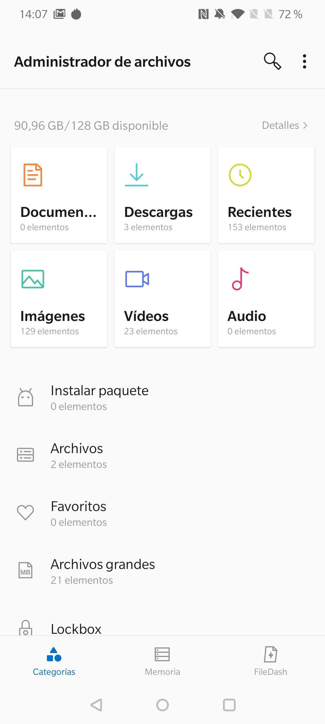 Foto de Android 10 en el OnePlus 7T (8/15)