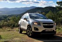 Chevrolet Trax 1.4 Turbo AWD, prueba (conducción y dinámica)