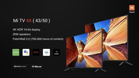 Xiaomi Mi Tv 4x 4
