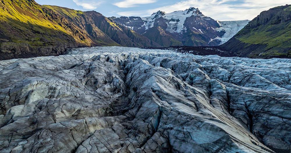 'Ethereal', la belleza de los highlands de Islandia en un vídeo que combina filmación con drones y timelapse