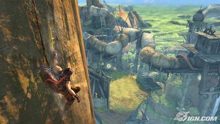 GC 2008: Nuevas imágenes de 'Prince of Persia'