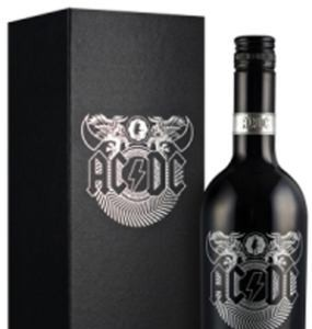 La banda de rock lanza el vino edición limitada AC/DC Platinum, Let There Be Wine!
