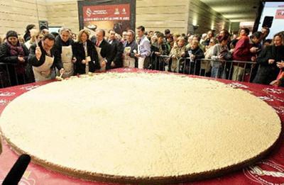 Nuevo récord Guinness de la Denominación de Origen Turrón de Alicante y Jijona