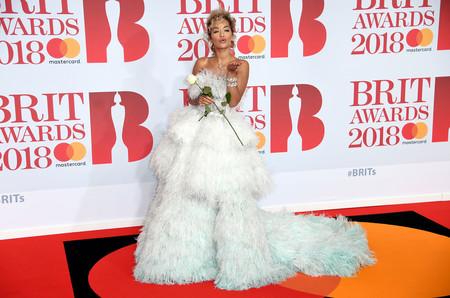 Las mejor vestidas en los BRIT Awards 2018: estas celebrities llegaron y vencieron