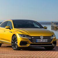 El Volkswagen Arteon está a un paso de México. Se estrenará en EE. UU. en febrero