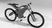 La Moto Ultra Liviana, juntando el concepto de bicicleta y ciclomotor
