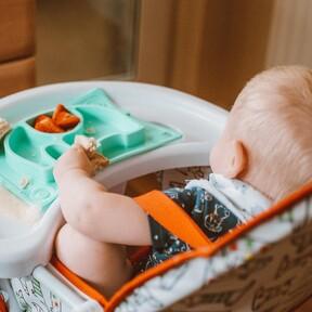 Baby-Led Weaning y miedo al atragantamiento: ¿tienen más riesgo los bebés que comen en trozos que los que comen triturados?