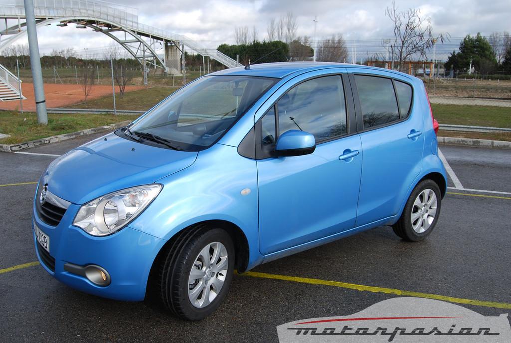 Foto de Opel Agila (prueba) (7/44)