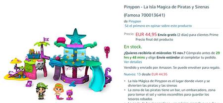 Pinipon Amazon
