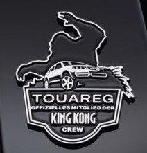 VW Touareg edición King Kong