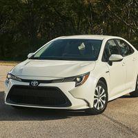 Algunos Toyota Corolla y Camry 2020 son llamados a revisión en México