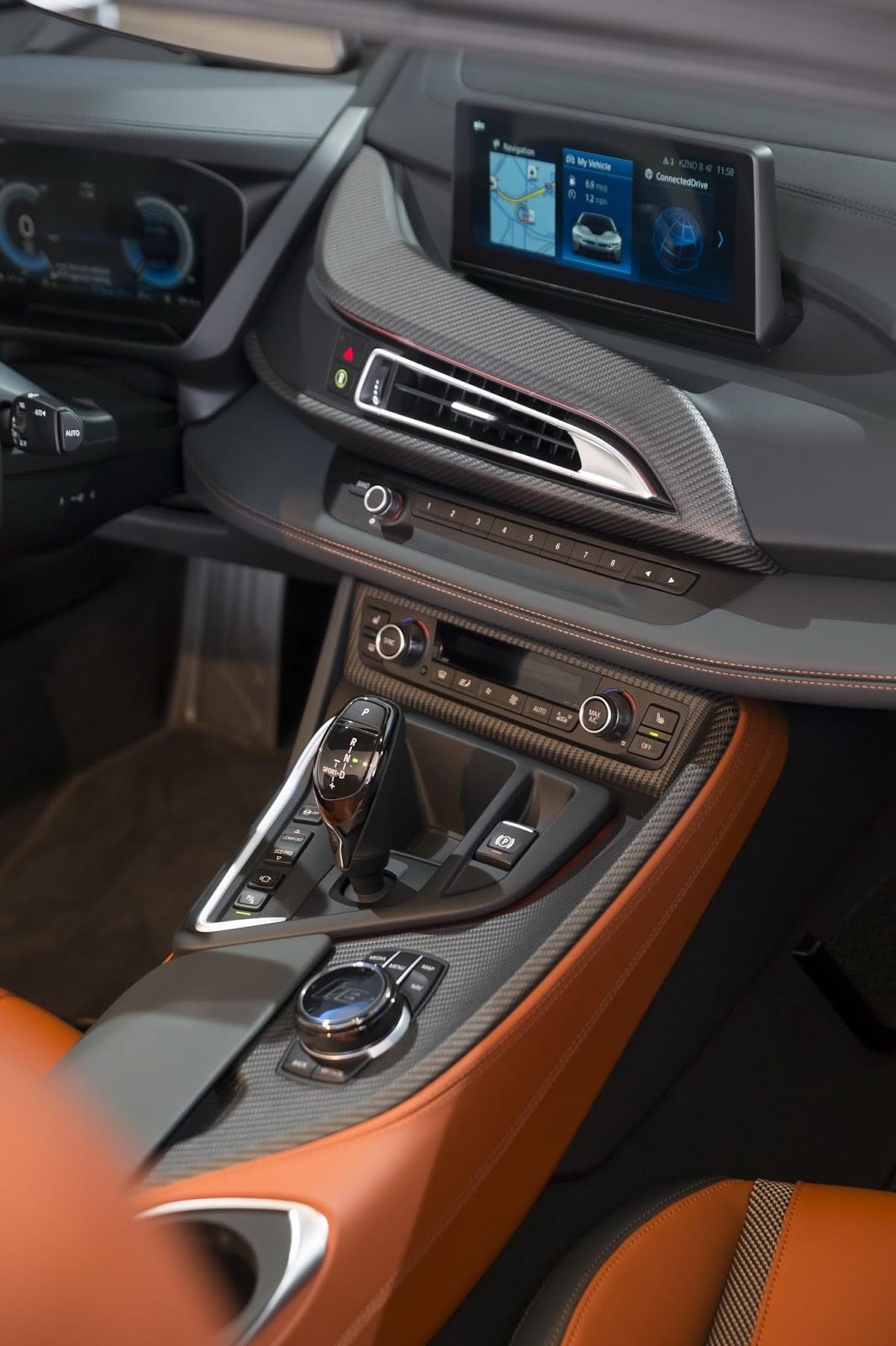 Foto de BMW i8 Roadster (primeras impresiones) (24/30)