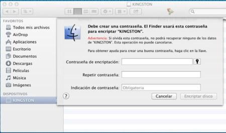 Truco: Encripta tus discos en Mountain Lion de forma sencilla