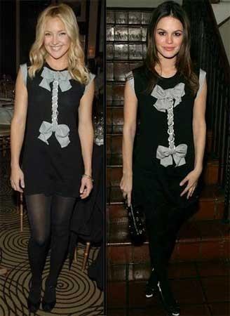 Un tercer minivestido de Chanel: ¿Kate o Rachel?