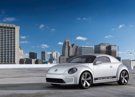 Volkswagen E Bugster Concept 2012