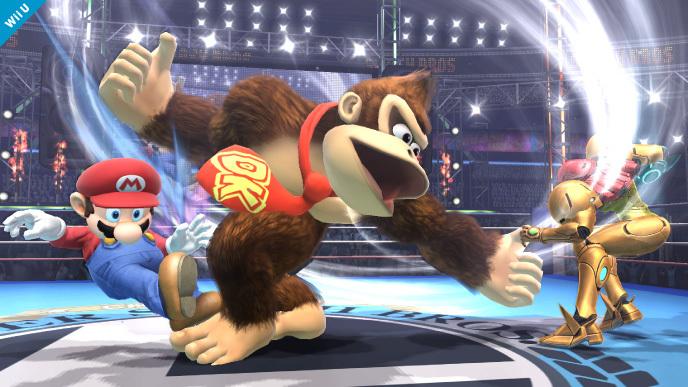 170613 - Luchadores Smash Bros