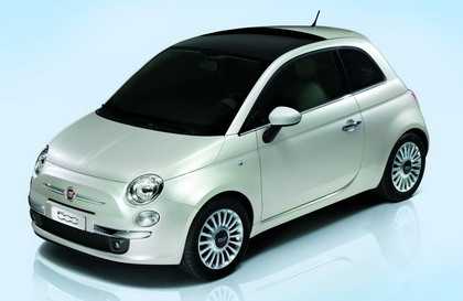 Fiat 500, galería de fotos oficiales y más información