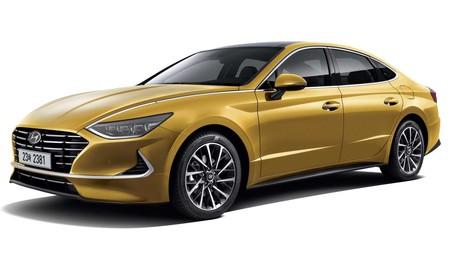 Este es el aspecto del nuevo Hyundai Sonata, que será presentado en el Salón de Nueva York, en abril