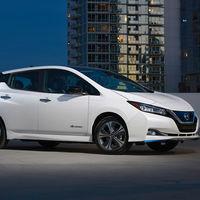 Nissan Leaf e+ 2019, ahora con 385 kilómetros de autonomía, 218 CV y carga rápida a 70 kW