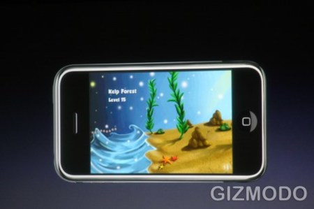 iPhone 2.0: la consola