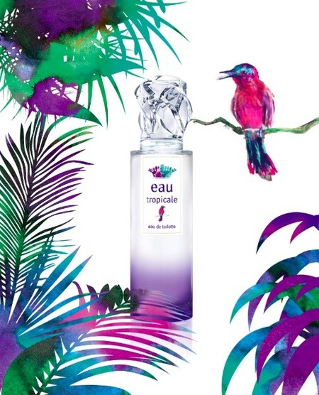 Eau tropicale, la nueva fragancia de Sisley