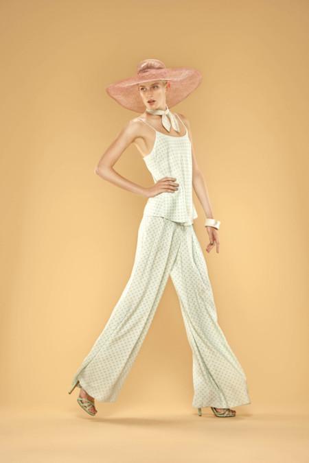 Look lencero Dolores Promesas Resort Primavera-Verano 2014