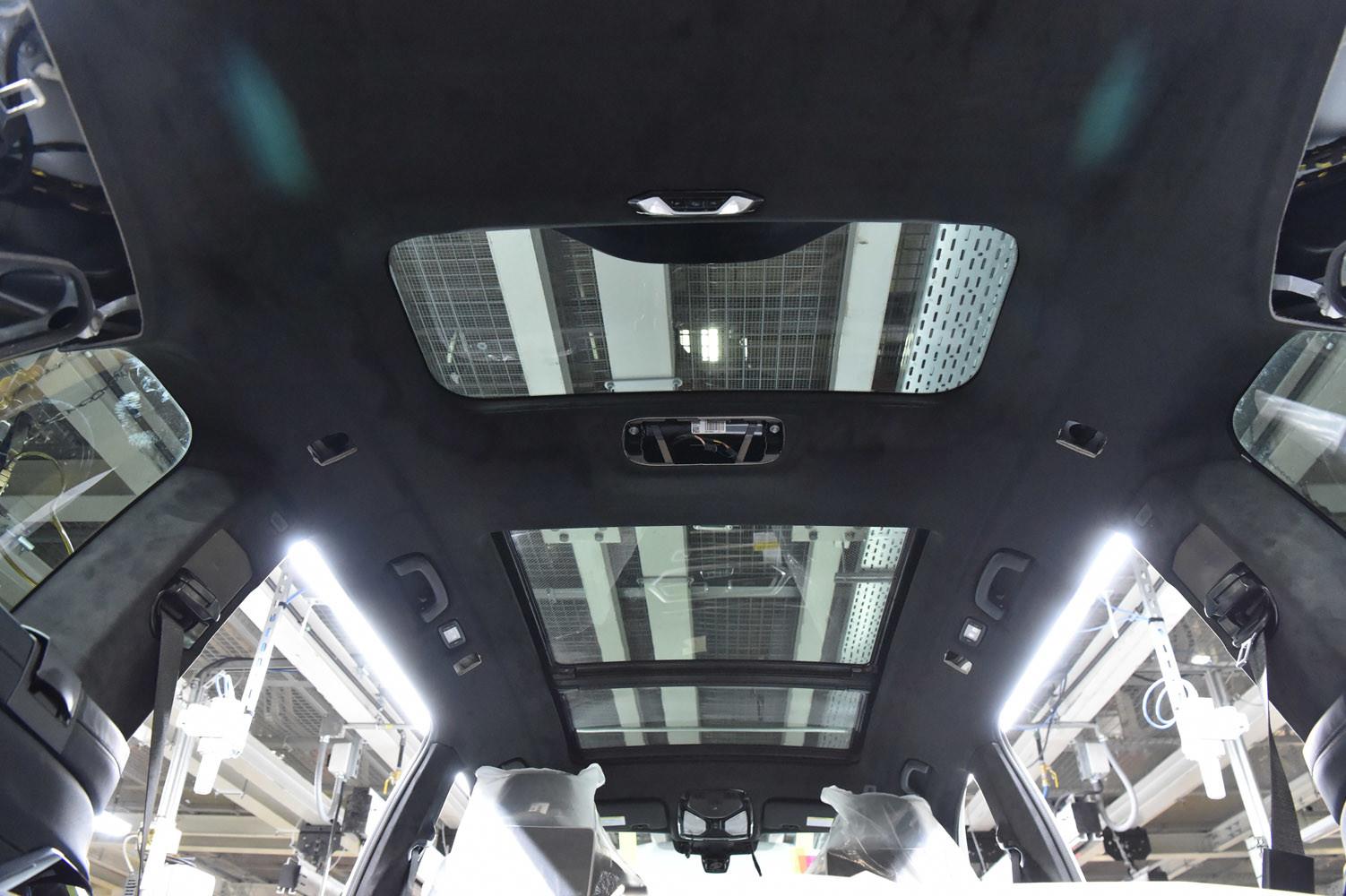 Foto de BMW X7, primeras unidades preserie (8/33)