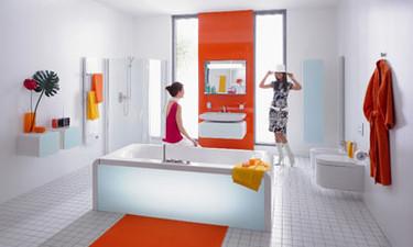 Un baño en blanco: la forma más económica de cambiar de decoración