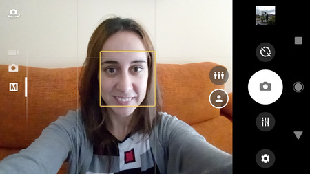 Xperia L2 App Camara Frontal
