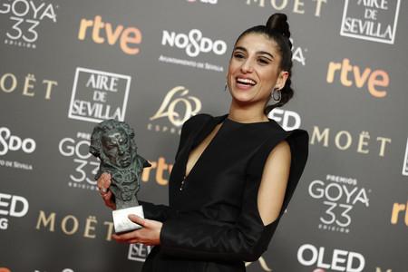Premios Goya 2019 Carolina Yuste