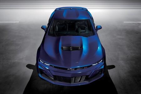 Nuevo Chevrolet Camaro Llegara Hasta 2026 5
