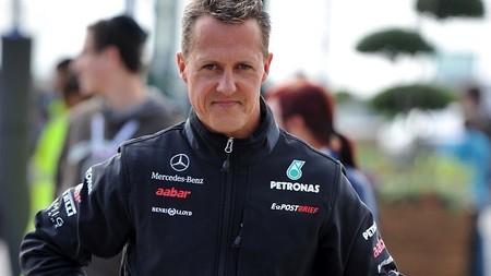 La condición de Michael Schumacher experimenta una leve mejoría