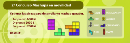 "Concurso de ""mashups"" de Open movilforum"