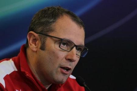 """Stefano Domenicali: """"No hay ninguna razón para ir a la prensa y ser negativos"""""""