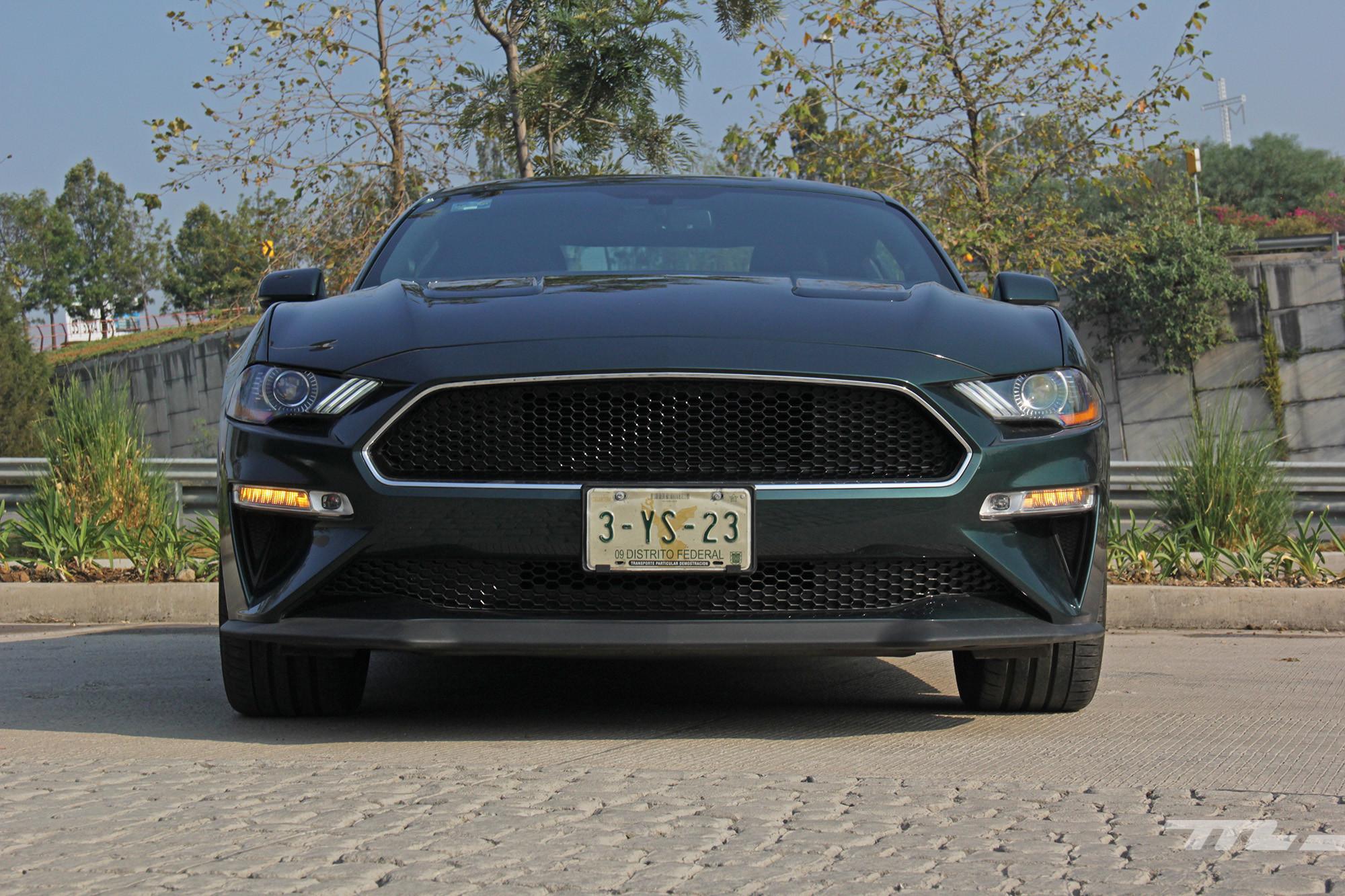 Foto de Ford Mustang Bullitt (14/30)
