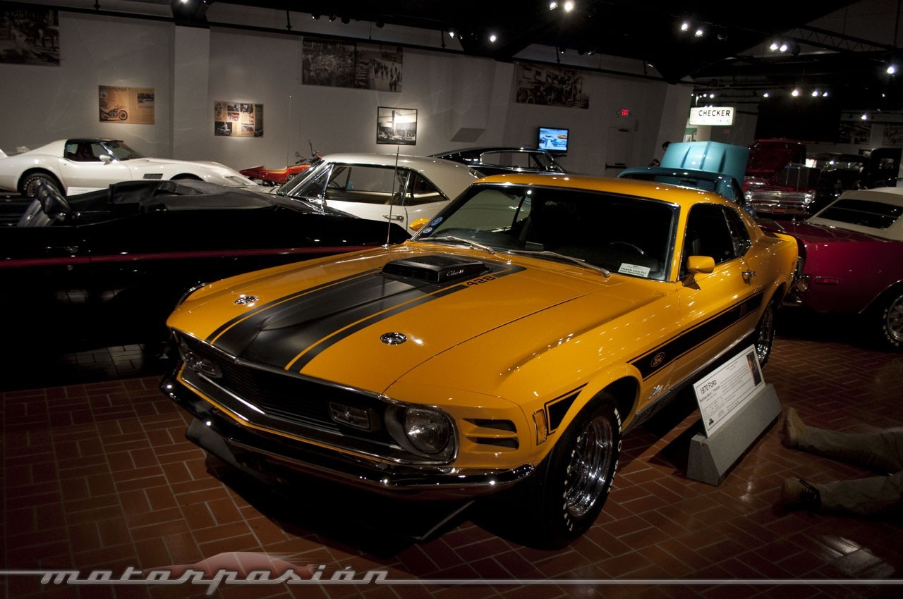 Foto de Gilmore Car Museum (38/61)