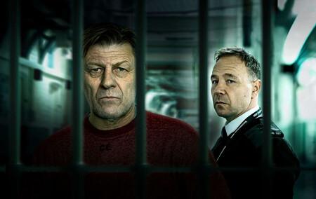 'Condena': un contundente drama carcelario en Movistar+ reforzado por unos Sean Bean y Stephen Graham magistrales