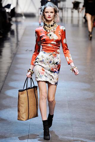 Foto de El estampado floral dominará la Primavera-Verano 2010: vestidos para tomar nota (7/13)